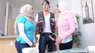 Mia Khalifa Pompino porn screenshot 4